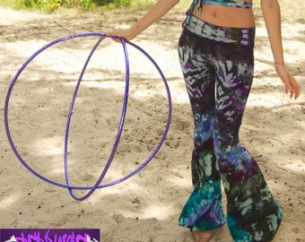 custom tie dye flow pants