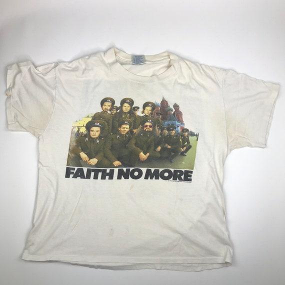Vintage Faith No More 1992 Concert T-Shirt
