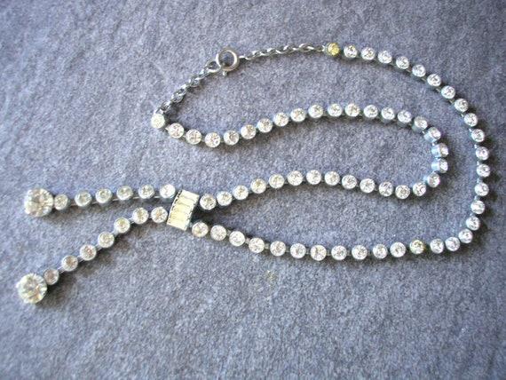 Antique Edwardian Necklace, Négligée Necklace, Edw