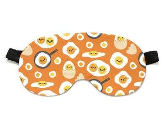 Egg Sleep Mask, Eggcellent Gift for Foodie
