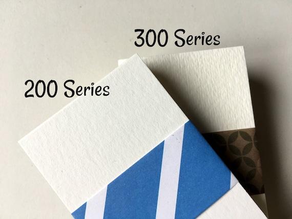 250 Visitenkarten Aquarell Papier Strukturierte Karten Verkäufer Liefert Künstler Liefert Biz Karten Cold Press Diy Leere Karten Clearance Sale