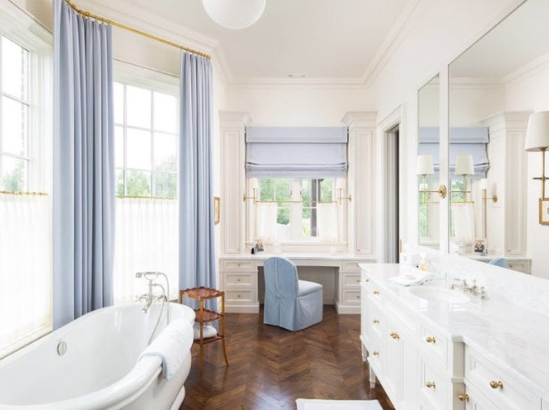 light blue rod pocket linen curtains linen drapes baby blue light blue linen curtain panels rod pocket curtains