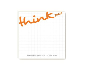 POSTIT in writing - THINKpad (sticky notes)
