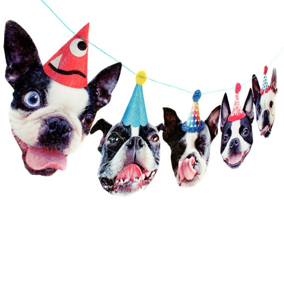 image 0 - Boston Terrier Outdoor Christmas Decoration
