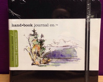 Hand-Book Small Square Journal SHJ