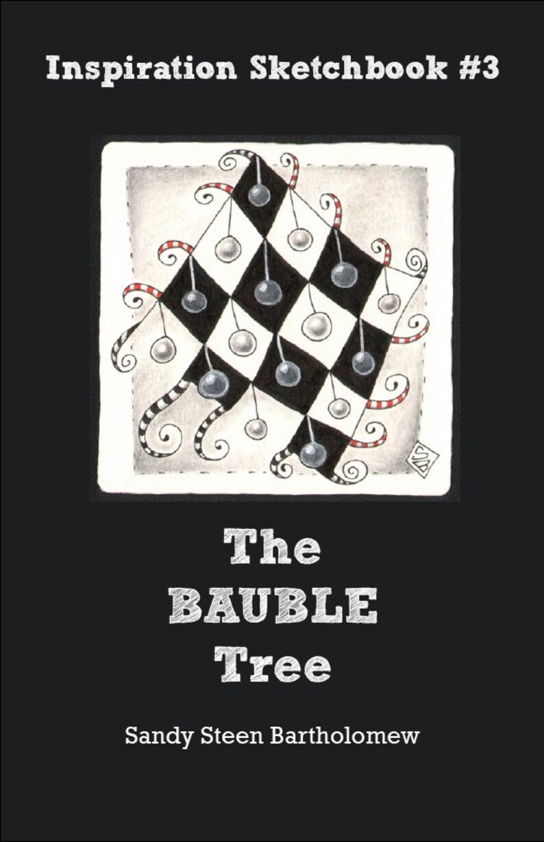 Inspiration Sketchbook 3  The Bauble Tree PDF image 0