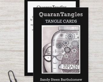 QuaranTangles - Limited Edition Tangle Cards