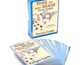 Tangle Cards - Totally Tangled Edition
