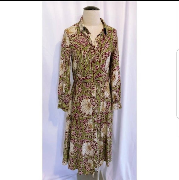 Art Nouveau Dress - image 2