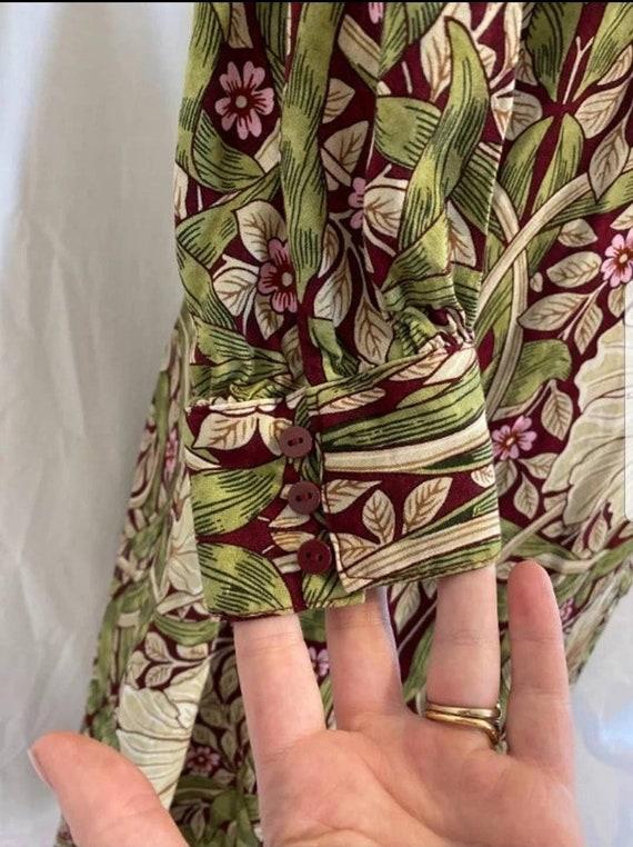 Art Nouveau Dress - image 5