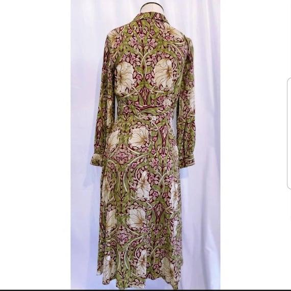 Art Nouveau Dress - image 4