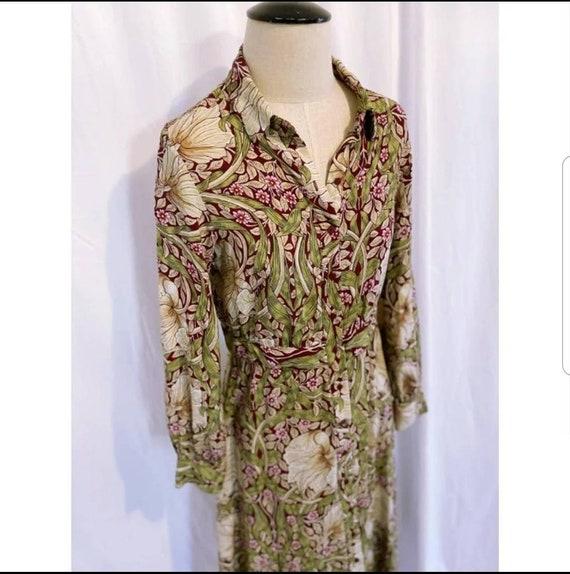Art Nouveau Dress - image 3