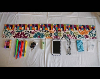 Easy-to-Use Flower Purse Organizer - Bright and Colorful