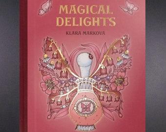 Magical Delights Unique Book - inside the same as Carovne lahodnosti 2016