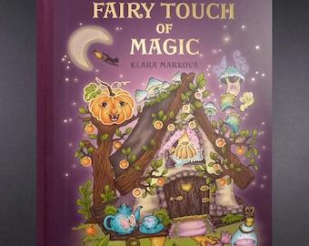 Fairy Touch of Magic Unique Book