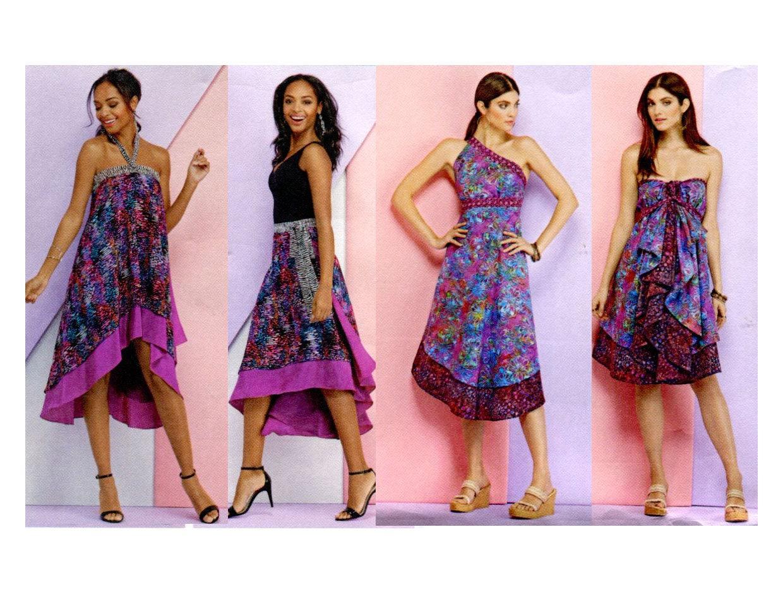 Bonito Boda Vestido Patrones Simplicidad Viñeta - Ideas de Vestidos ...