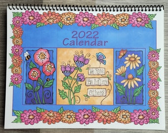 2022 Calendar - We Rise by Lifting Others