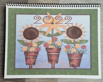 2022 Calendar Debbie Mumm Garden Folk