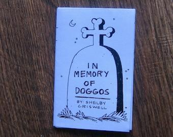 In Memory of Doggos Minicomic
