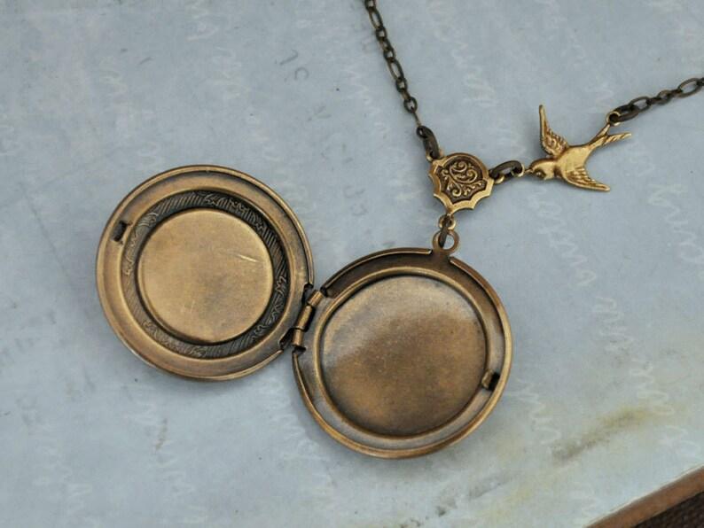 peace locket antiqued brass globe  locket necklace ONE  WORLD the world locket map locket brass locket necklace