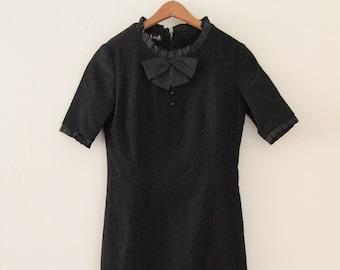 60's Little Black Dress