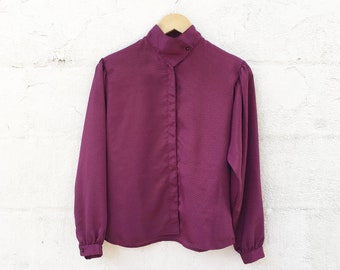 80s Working Mom Blouse