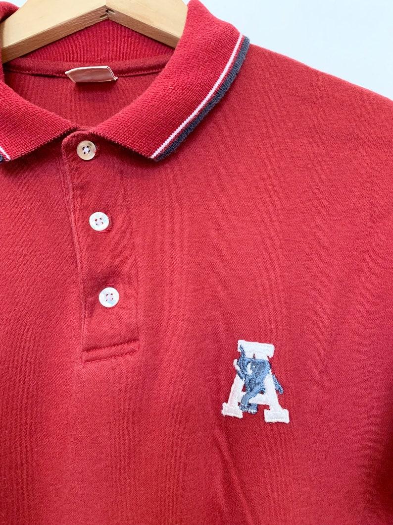 80s Alabama Football Polo Shirt