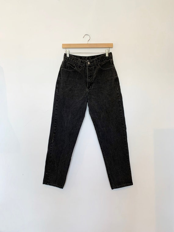 90s Guess Faded Black Guess Jeans Waist 27