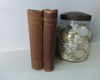 Old Poetry Books Etsy