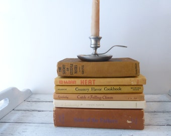 Books Decorative Old Books Fall Colors Gold Yellow  Book Stack Library