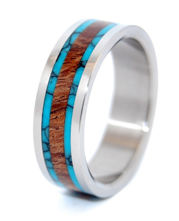 Wedding Rings Titanium Rings Wood Rings Mens Rings Womens Etsy