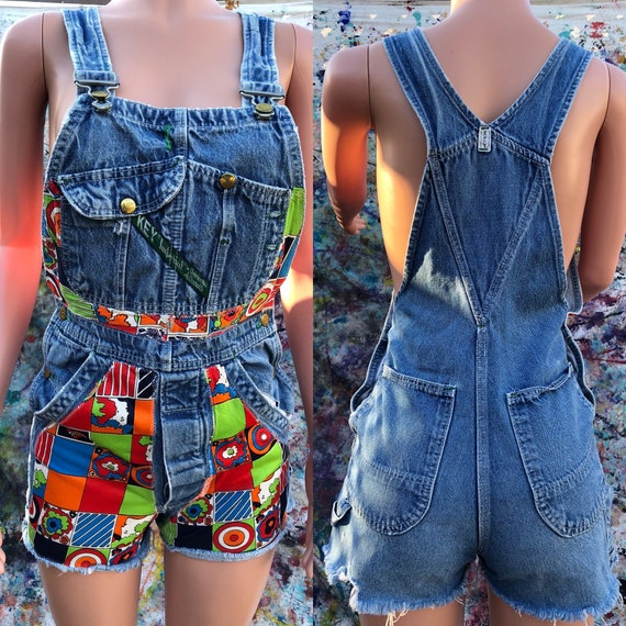 Vintage Key Imperial Overalls / Reworked Overalls