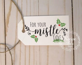 photo relating to For Your Mistletoes Printable called For your mistletoes Etsy