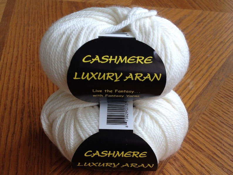 Made in Italy Cashmere Luxury Aran