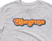 Bluegrass Retro Typograph...