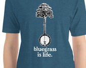 Bluegrass is Life! Banjo ...