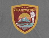 Vintage Yellowstone Natio...