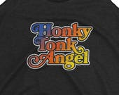 Honky Tonk Angel Women&#3...