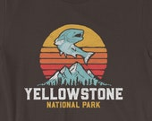 Yellowstone National Park...