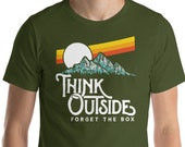 Think Outside: Forget the...