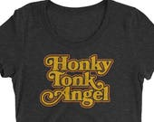 Honky Tonk Angel Ladies&#...