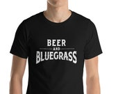 Beer and Bluegrass Graphi...