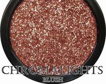 Chromalights Foil FX Pressed Glitter-Blush