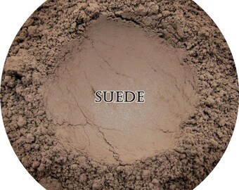 Loose Mineral Eyeshadow-Suede