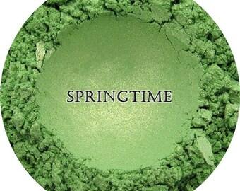 Loose Mineral Eyeshadow-Springtime