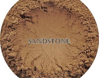 Loose Mineral Eyeshadow-Sandstone