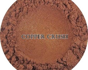 Loose Mineral Eyeshadow-Copper Crush