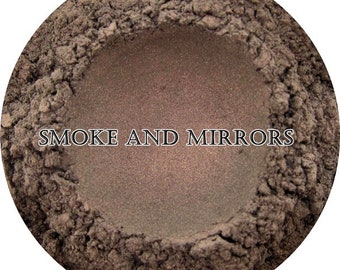 Loose Mineral Eyeshadow 'Smoke & Mirrors'
