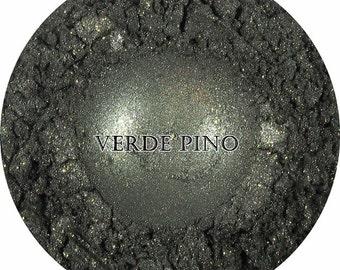Loose Mineral Eyeshadow-Verde Pino