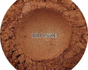Loose Mineral Eyeshadow-Bronze